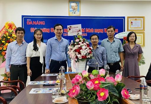 Gặp mặt kỷ niệm 95 năm Ngày Báo chí Cách mạng Việt Nam