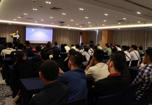 Ngũ Hành Sơn: ra mắt Ban Chấp hành Công đoàn Công ty CP TMS Hotel