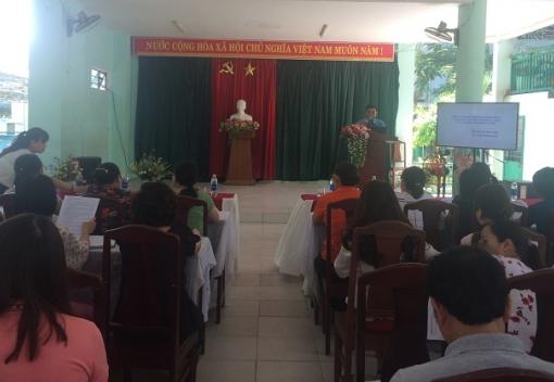 Hải Châu: tập huấn nghiệp vụ hoạt động Công đoàn