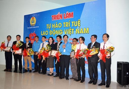 Trí tuệ lao động Việt được vinh danh