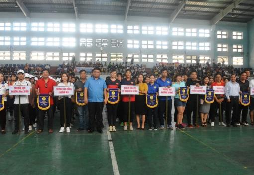 Thanh Khê: Ngày hội CNVCLĐ khối trường học năm 2019