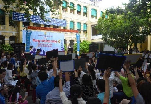 Hải Châu: Sôi nổi Hội thi tìm hiểu pháp luật