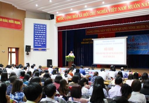 Công đoàn Trường Cao đẳng Kinh tế - Kế hoạch Đà Nẵng: triển khai học tập Chỉ thị 05-CT/TW